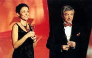 Libuse Smuclerova und Vladimir Zelezny