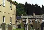 Hřbitov v Cwmgieddu