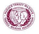 Logo Nadace Terezy Maxové