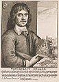 Vaclav Hollar, Portrait von Jan Meyssens