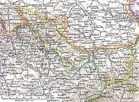 Österreichisch-Schlesien in 1880