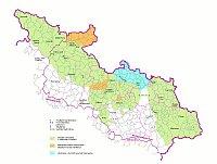 Schlesien des heutigen Tschechiens