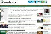 Stránky newsday.cz