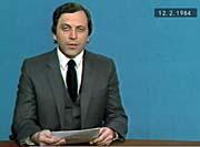 Fernsehnachrichten vor 25 Jahren