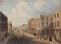 Sydney in den 1850er Jahren