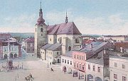 Svitavy in 1919