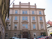 The Czech Museum of Music in Prague