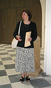 Dr. Marketa Hallova