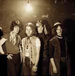Grupo Blue Effect en los años 60 del siglo XX