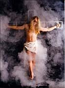 Kamil Střihavka en el musical Jesus Crist Superstar