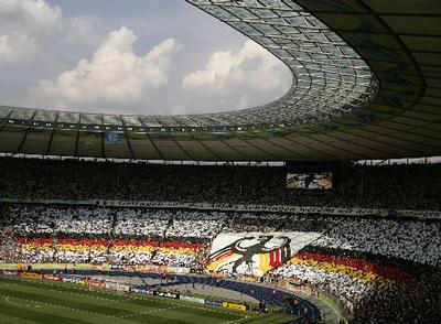 Munich Alianz Arena before the football match Germany vs Costa Rica (photo: CTK)