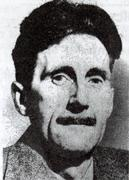 George Orwell once lived in Paris