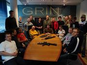 Swedish videogame developers of Grim Team