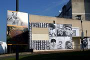 "Earlier this year, and exhibition ""Clichy-sans-Cliche"" opened on the streets of Clichy-sous-Bois"