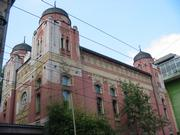 Before WWII there were five public synagogues. Today only one serves it's original purpose