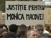 Supporters of Monica Macovei