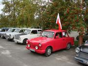 Meeting of a Trabi-club in Poland