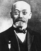 Ludvic Lazarus Zamenhof - the author of Esperanto