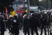 NDP demonstration
