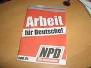 Leaflet of NDP