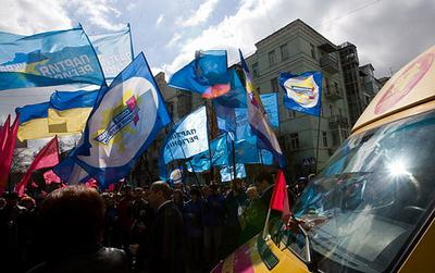 Ukraine is in deep political deadlock and confusion