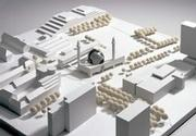 Böhm's model for the Cologne mosque won him the first prize