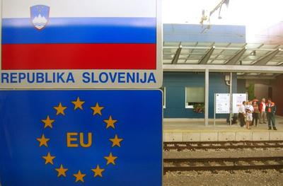 Slovenia took EU presidency on January 1st, 2008