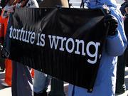 Recent Torture Protest