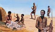 'Bushmen', 1975