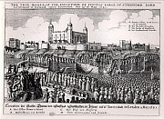 The Execution of Thomas Wentworth Earl of Strafford, Tower Hill, 12th May 1641