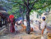 Z Karlových Varů, 1898