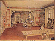 Jiří Maloch - Čítárna Amerického klubu dam (1875)