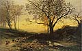 Julius Edvard Marak, Herbstabend