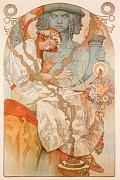 Alphonse Mucha - 'The Epic of Slavic History'