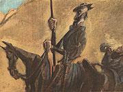 Don Quijote, ilustración de Frantisek Tichy