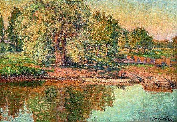 Radio prague v clav radimsk le plus impressionniste for Artistes peintres connus