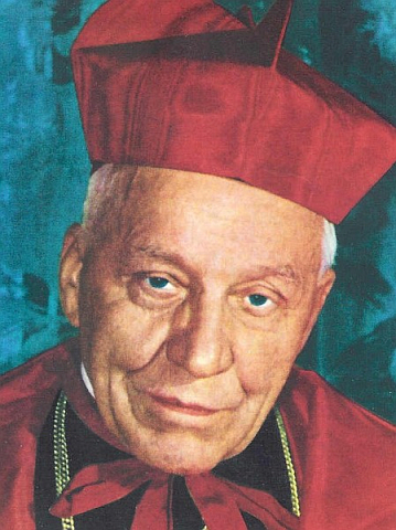 Czechs in History Fighter against dictatorships: Cardinal Josef Beran