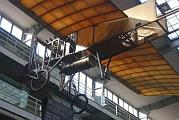 Bleriot XI plane at the National Technical Museum