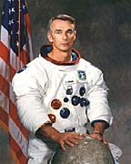 Eugene Cernan, photo: NASA