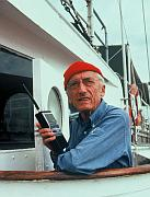 Jacques Yves Cousteau, foto: www.cousteau.org