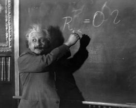 the special theory of relativity the greatest contribution of albert einstein in physics Albert einstein (1879  he introduces special relativity theory,  recently he already was voted greatest physicist ever (poll for physics world magazine.