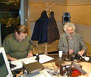 Fedor Gál ve studiu