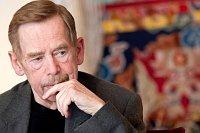 Václav Havel (Foto: Filip Jandourek, Archiv des Tschechischen Rundfunks)