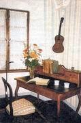 La maison de Havlicek à Nemecky Brod
