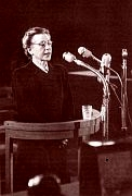 Milada Horáková při procesu