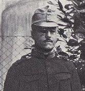 Bedřich Hrozný während des Ersten Weltkrieges (Foto: Public Domain)