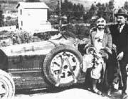 Eliska Junkova in Targa Florio