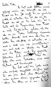 Kafka's letter to his father
