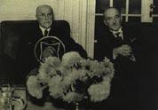 Томаш Масарик и Эдвард Бенеш