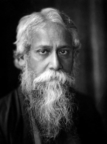 rabindranath tagore as a poet essay Tagore's essays are not too well-known compared to the other genres in which  he  (pal 6: 159) the last meeting between rajanikanta sen, a famous poet and.